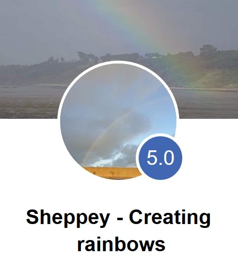 Sheppey - Creating rainbows